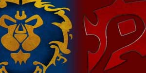 WOW RTS: Alliance и Horde